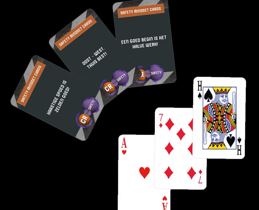 CR Safety - veiligheidsspel - Safety Mindset Cards