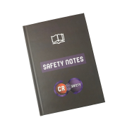 CR 8 Safety - producten - Safety Notes